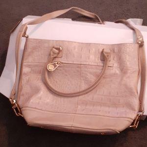 Isaac Mizrahi purse,14' w x 11'L,deep